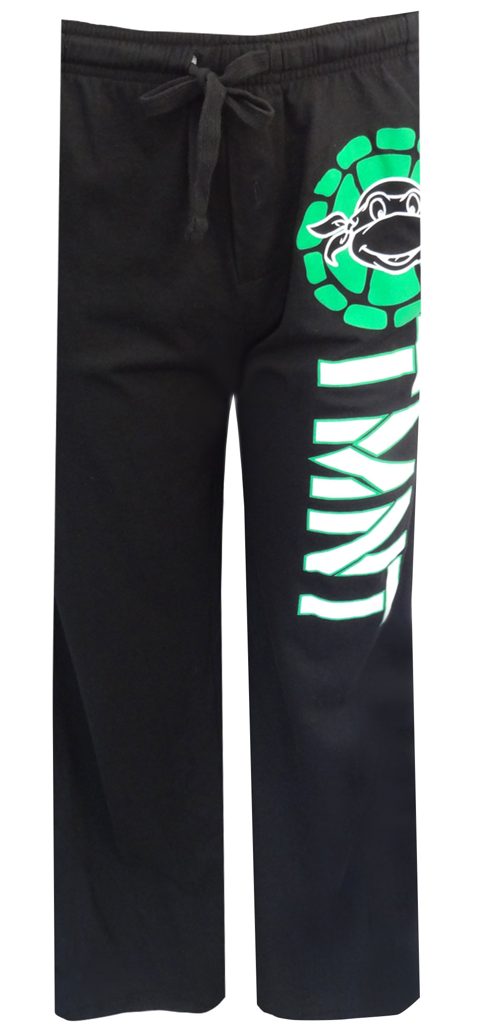 Teenage Mutant Ninja Turtles Black Lounge Pants for men